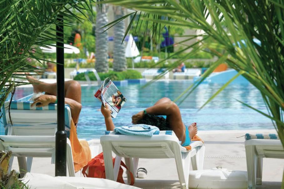 Hotel Süral Resort Alexandria Club (fotografie 9)