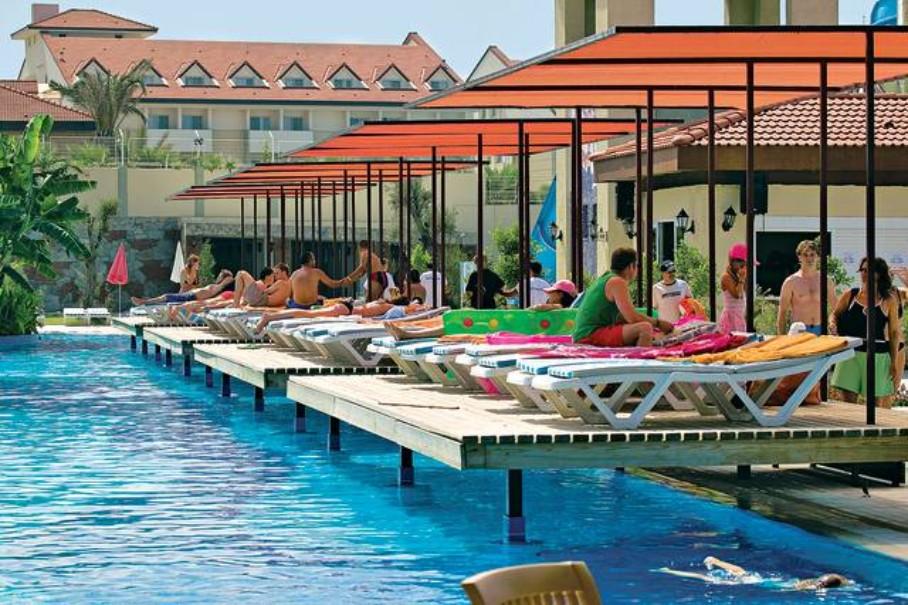 Hotel Süral Resort Alexandria Club (fotografie 13)
