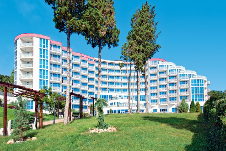 Hotel Aqua Azur Alexandria Club (fotografie 5)