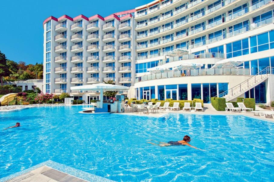 Hotel Aqua Azur Alexandria Club (fotografie 1)
