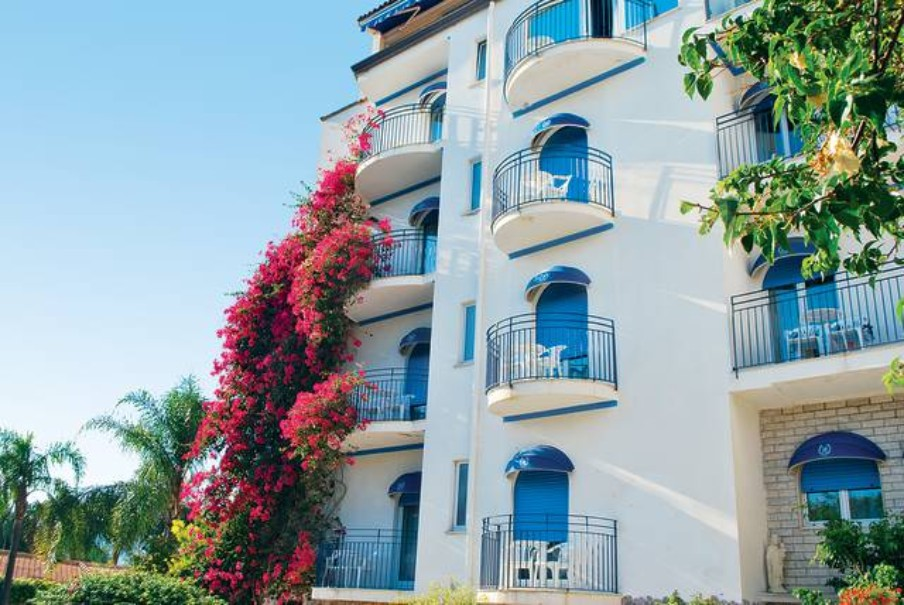 Hotel Sant Alphio Garden Resort & Spa (fotografie 1)