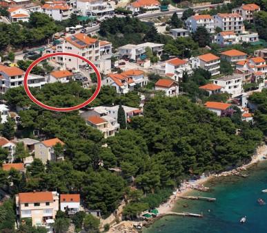 Apartmány Vila Žuži