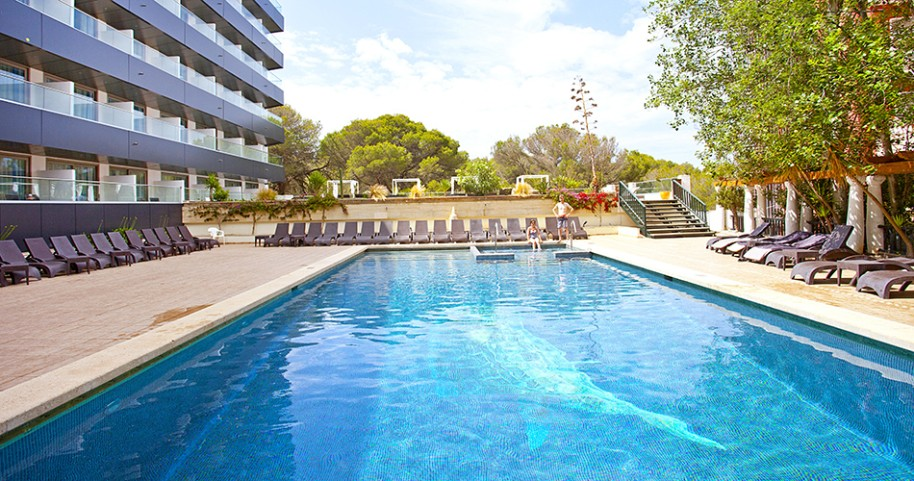 Hotel Ipanema Park/ Ipanema Beach (fotografie 1)