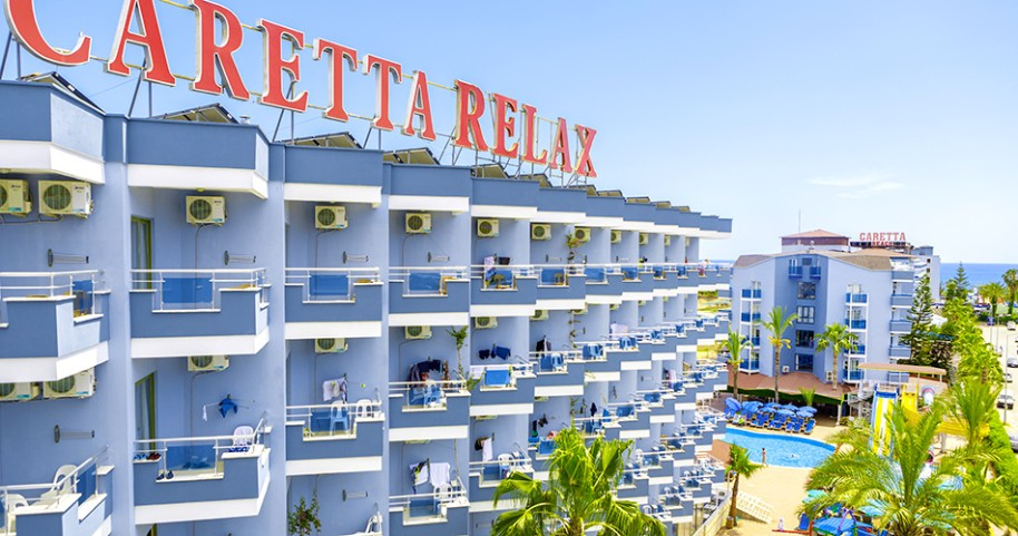 Hotel Caretta Relax (fotografie 7)