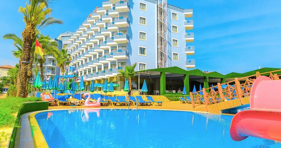 Hotel Caretta Relax (fotografie 14)