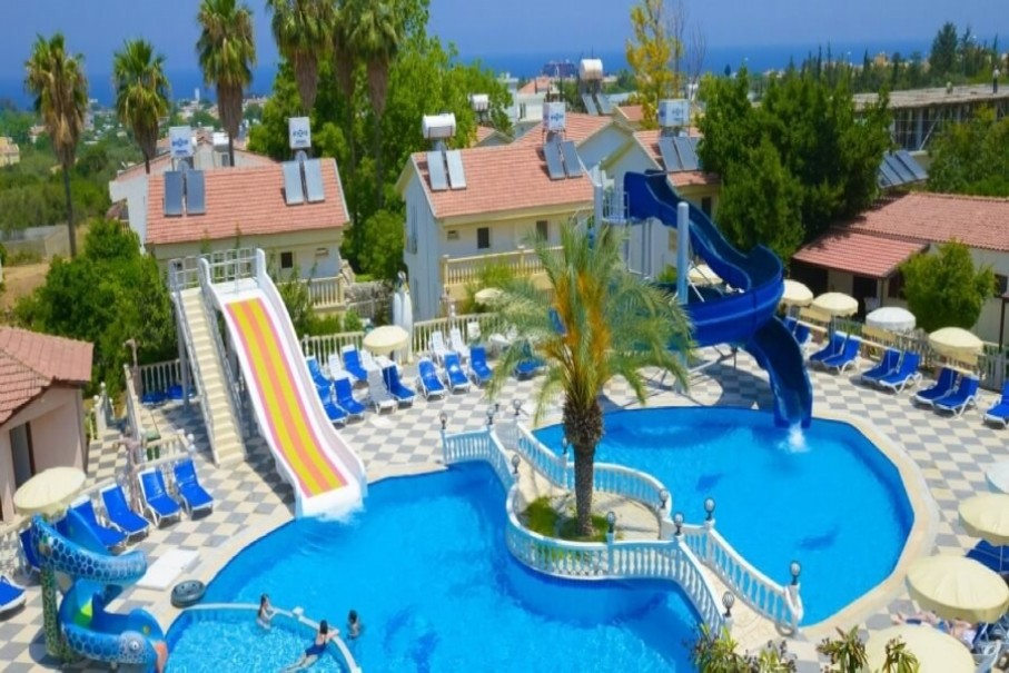Hotel Riverside Garden Resort (fotografie 15)