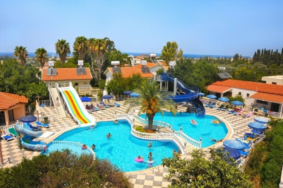 Hotel Riverside Garden Resort (fotografie 16)
