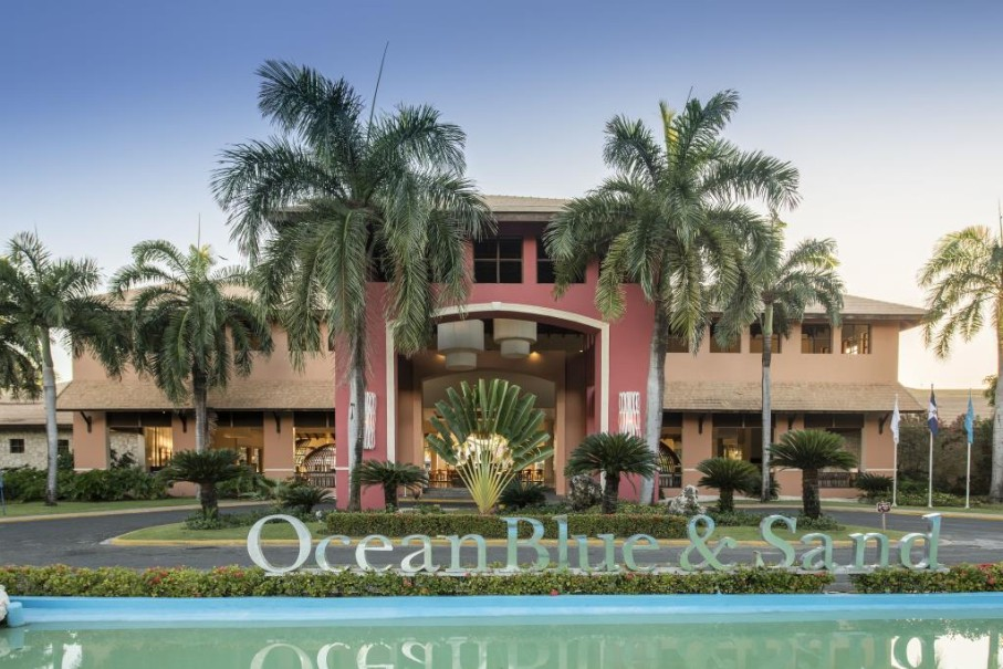 Hotel Ocean Blue & Sand (fotografie 41)