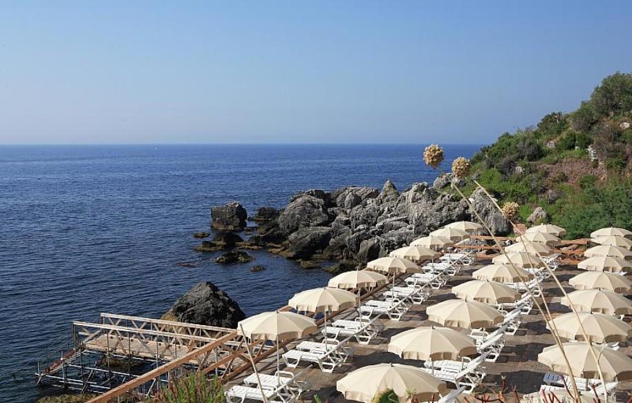Hotel Capo Dei Greci Resort & Spa (fotografie 15)