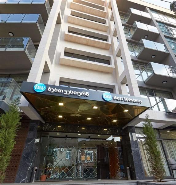 Hotel Best Western Tbilisi City Center (fotografie 1)