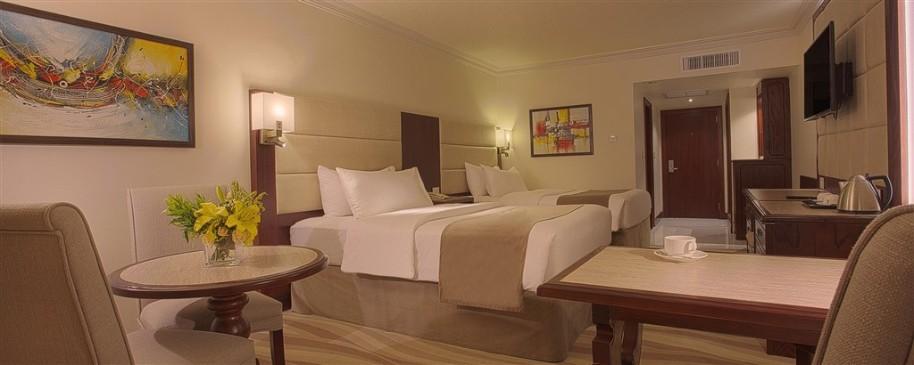 Landmark Hotel Amman (fotografie 14)