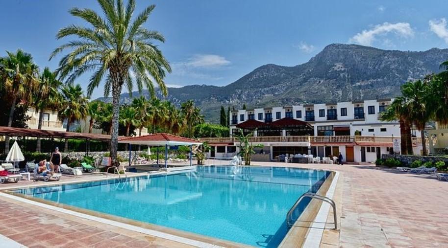 Club Simena Hotel (fotografie 1)