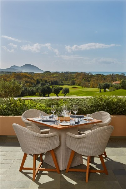 Hotel The Westin Resort Costa Navarino - Golf (fotografie 123)