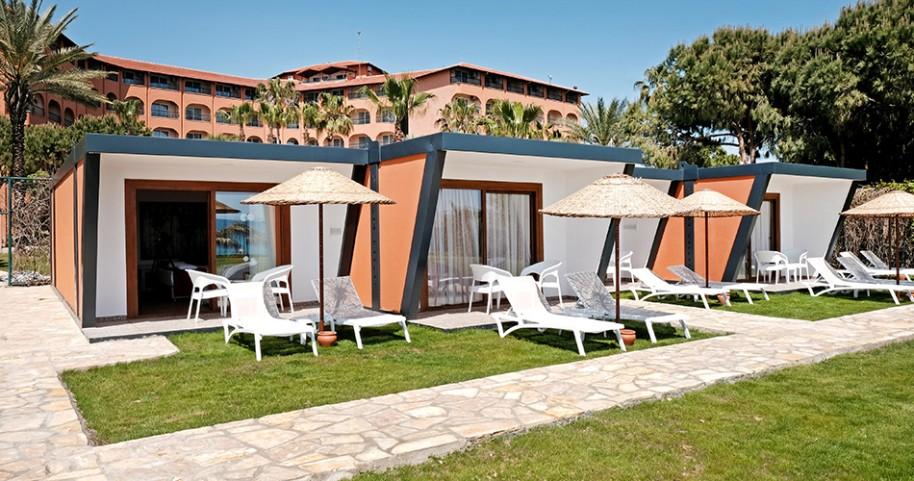 Hotel Club Turtas Bungalows (fotografie 2)