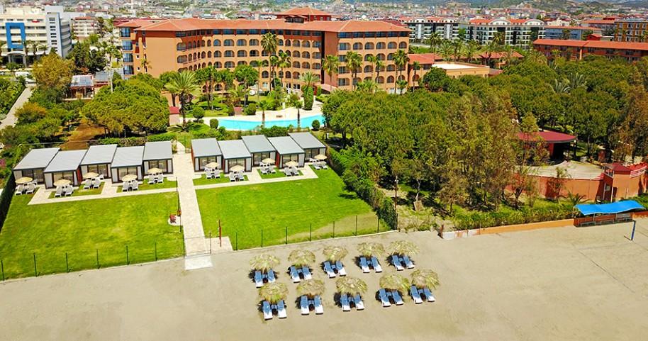 Hotel Club Turtas Bungalows (fotografie 3)