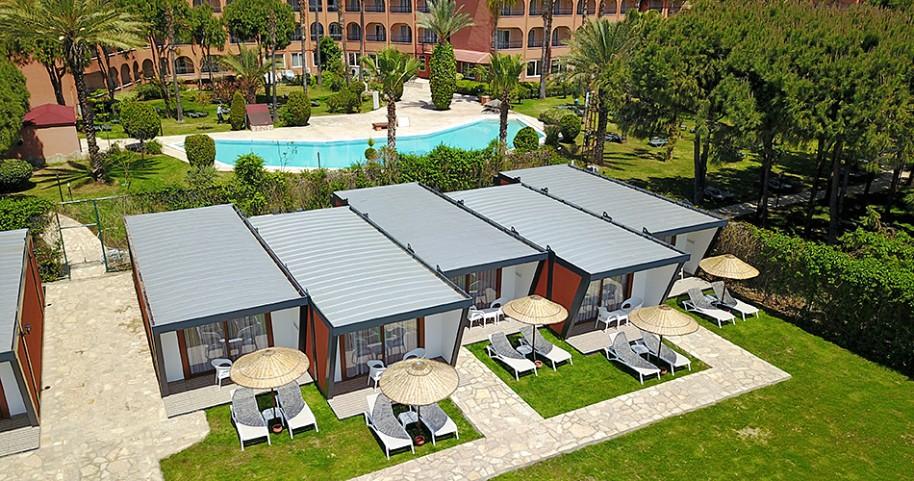 Hotel Club Turtas Bungalows (fotografie 4)