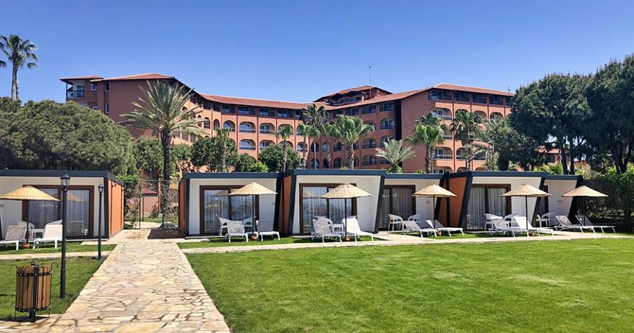 Hotel Club Turtas Bungalows (fotografie 6)