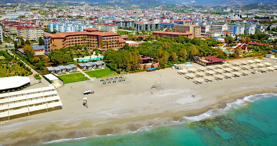 Hotel Club Turtas Bungalows (fotografie 1)