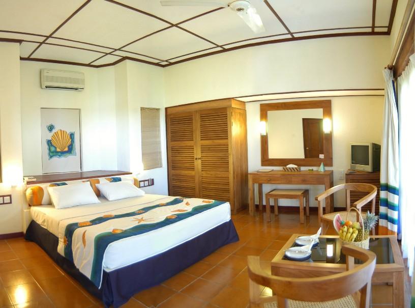 Hotel Adaaran Club Rannalhi (fotografie 5)