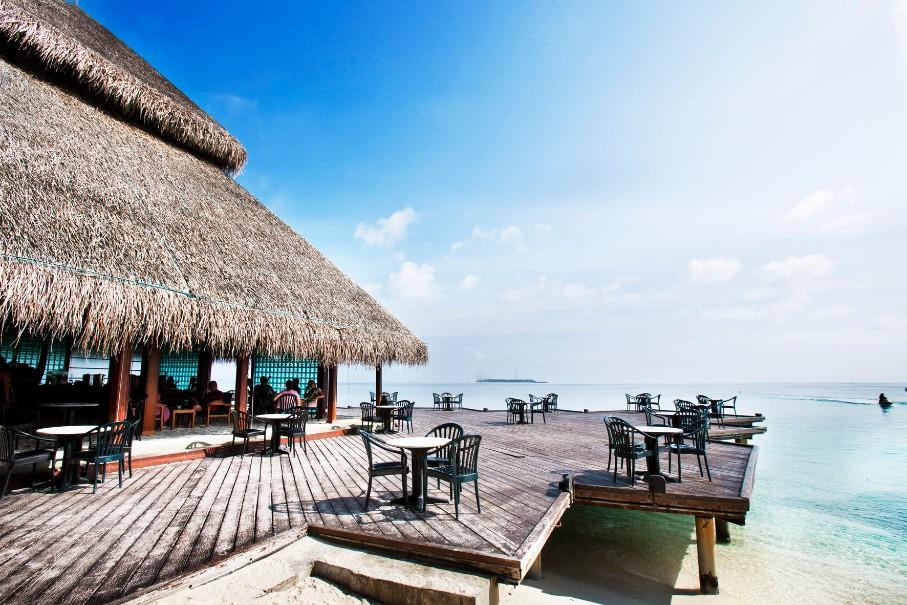 Hotel Adaaran Club Rannalhi - Vodní Bungalovy (fotografie 6)