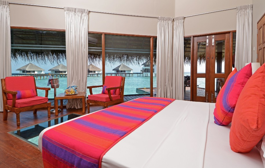 Hotel Adaaran Club Rannalhi - Vodní Bungalovy (fotografie 12)