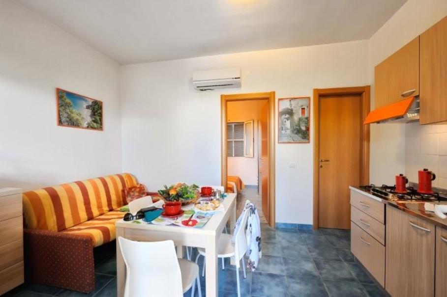 Apartmány Baia Degli Aranci (fotografie 12)