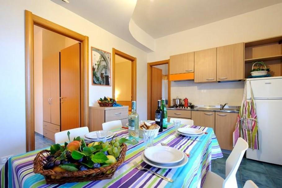 Apartmány Baia Degli Aranci (fotografie 13)