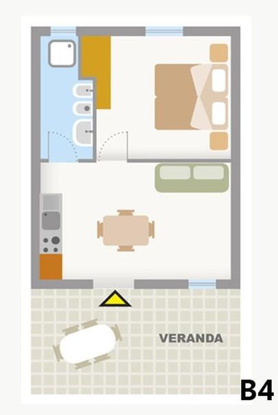Apartmány Baia Degli Aranci (fotografie 14)