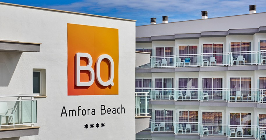 Hotel Bq Amfora Beach (fotografie 2)