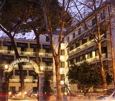 Hotel Donna Laura Palace Rome