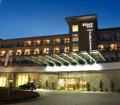 Hotel Répce Gold, termální lázně Bük, Vánoční pobyt