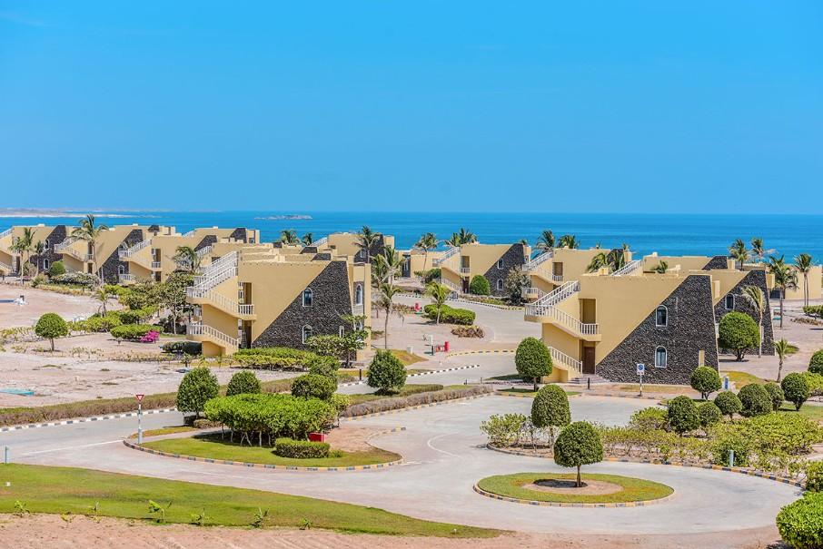 Hotel Kairaba Mirbat Resort (fotografie 11)
