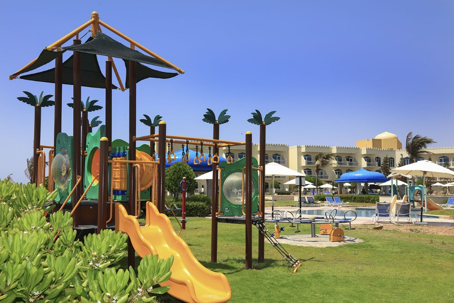 Hotel Kairaba Mirbat Resort (fotografie 15)