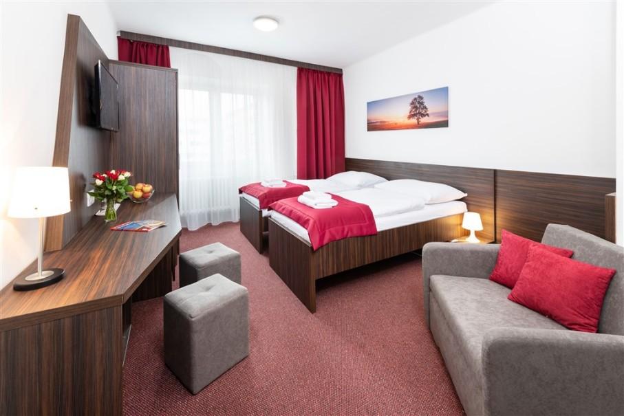 Hotel Plus (fotografie 23)