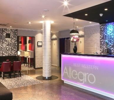 Best Western Allegro Nation Hotel (hlavní fotografie)