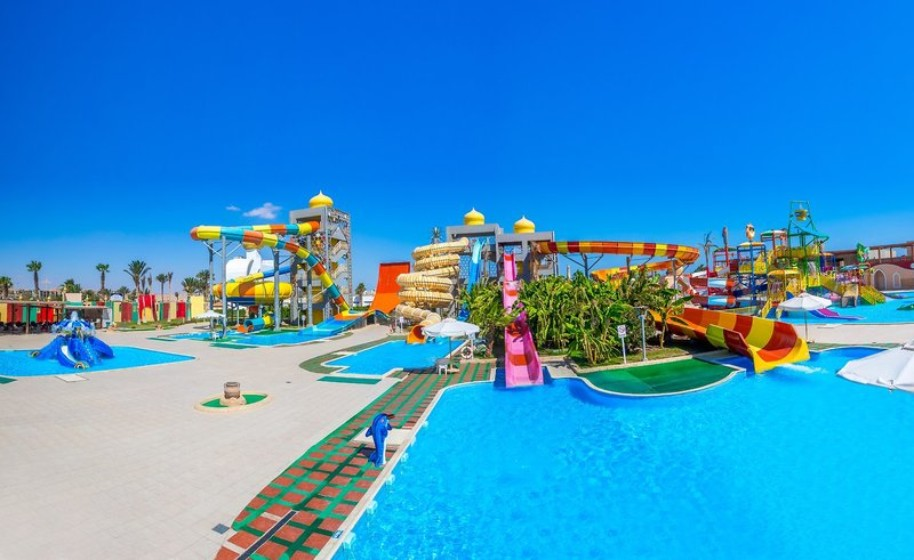 Hotle Aladdin Beach Resort (fotografie 1)