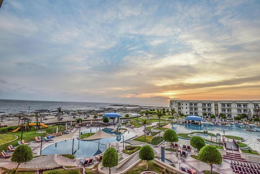Hotel Kairaba Mirbat Resort (fotografie 13)