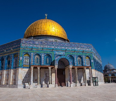 To nejlepší z Izraele + Jordánsko + moře