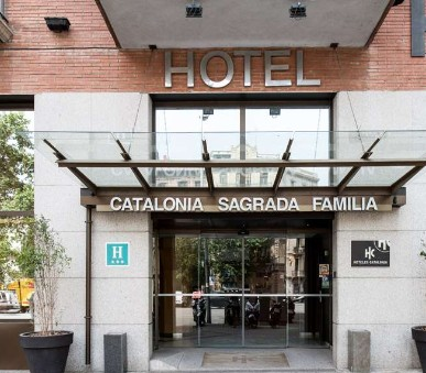Hotel Catalonia Sagrada Familia