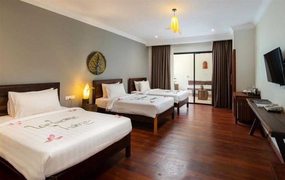 G&Z Angkor Boutique Hotel (fotografie 5)