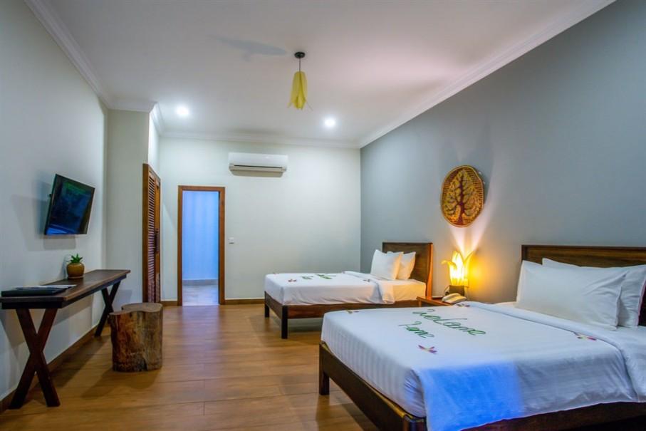 G&Z Angkor Boutique Hotel (fotografie 7)
