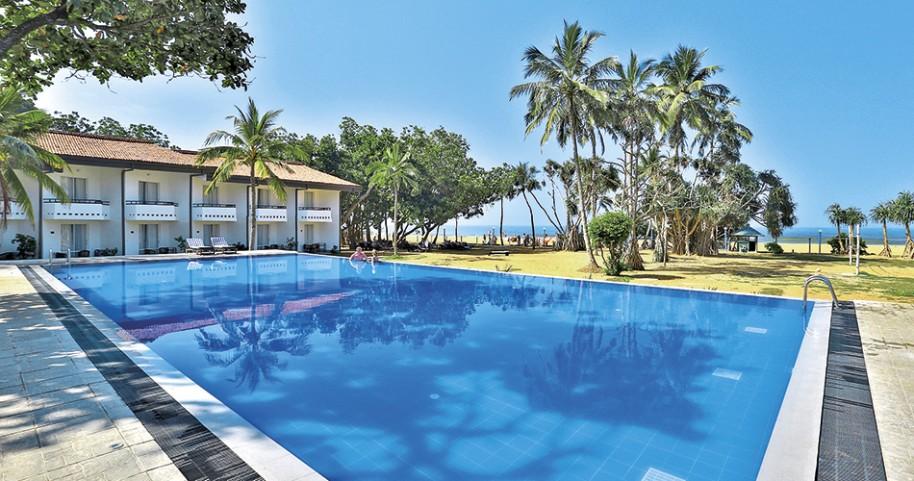 Hotel Hibiscus Beach (fotografie 1)