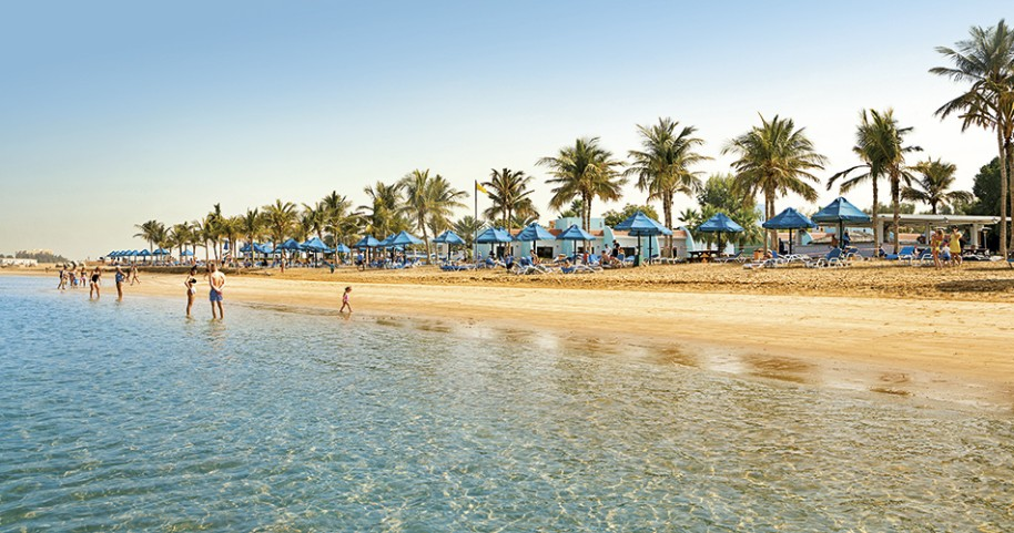 Hotel Smartline Bin Majid Beach Resort (fotografie 5)