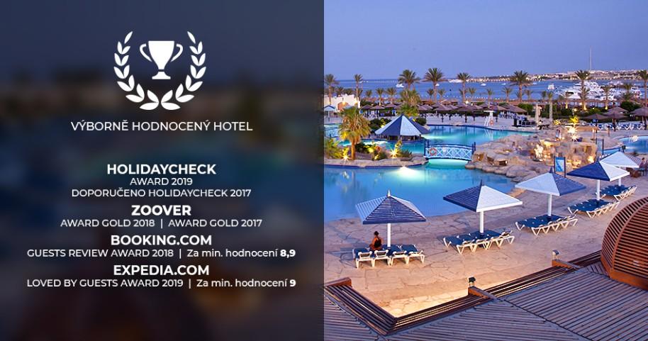 Hotel Sunrise Royal Makadi Resort & Spa (fotografie 2)