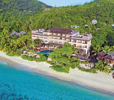 Hotel Double Tree By Hilton Seychelles Allamanda Resort And Spa (hlavní fotografie)