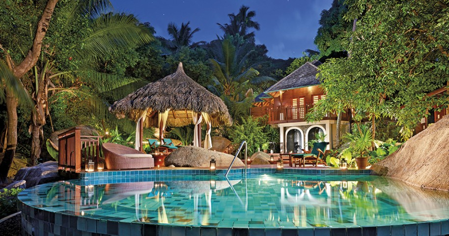 Hotel Hilton Seychelles Labriz Resort & Spa (fotografie 1)