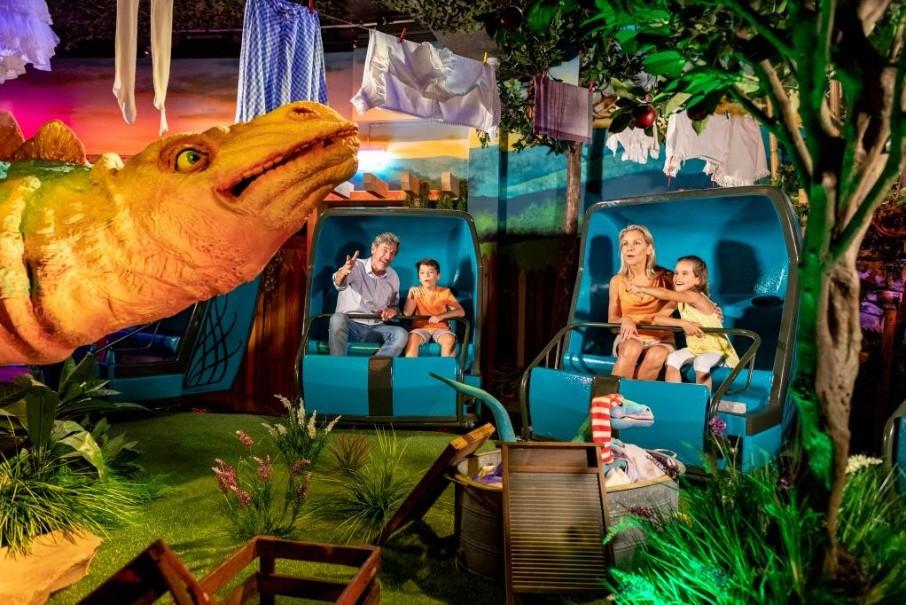 Rodinný Výlet Do Nejoblíbenějšího Zábavního Parku V Evropě (fotografie 7)