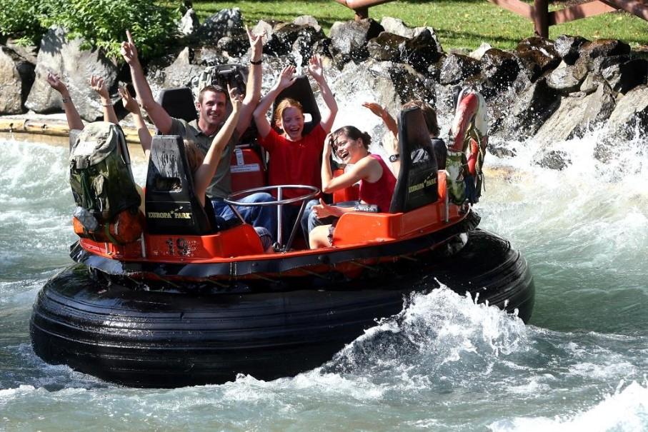 Rodinný Výlet Do Nejoblíbenějšího Zábavního Parku V Evropě (fotografie 9)