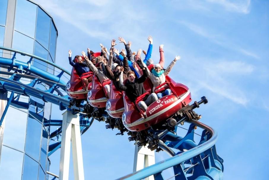 Rodinný Výlet Do Nejoblíbenějšího Zábavního Parku V Evropě (fotografie 12)