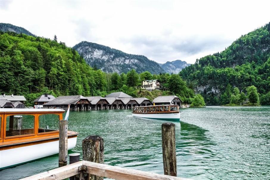Orlí Hnízdo A Jezero Königssee (fotografie 12)
